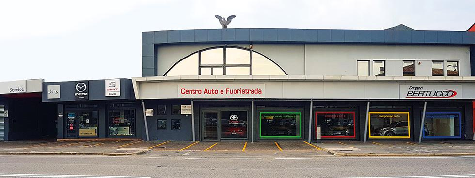 CENTRO AUTO E FUORISTRADA SRL