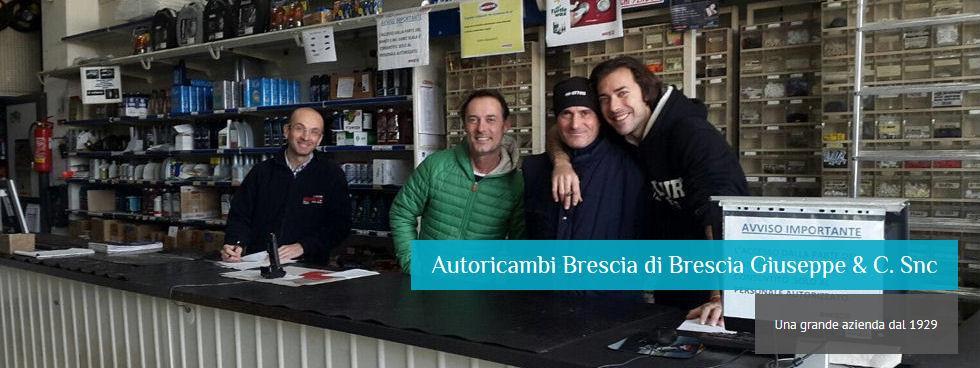 Autoricambi BRESCIA | Spare Parts