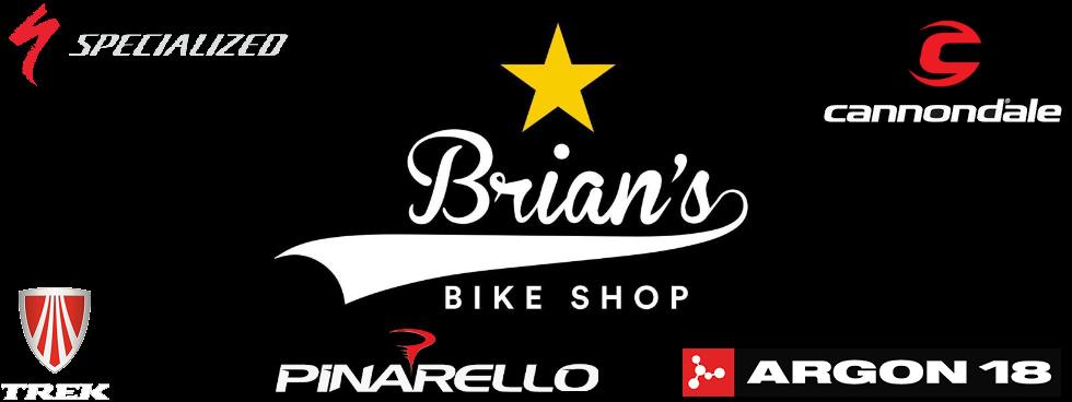 Brian's bike shop