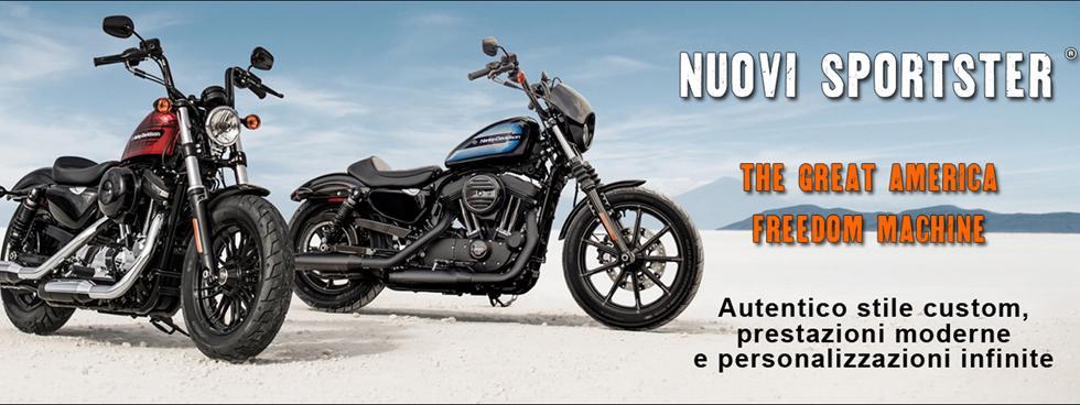 Harley Davidson - American Motorcycles Bologna