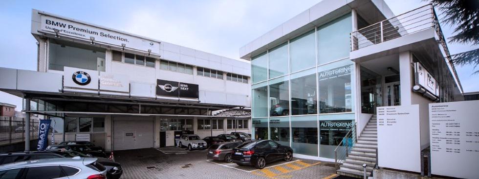 Gruppo Autotorino - Filiale di Corsico BMW