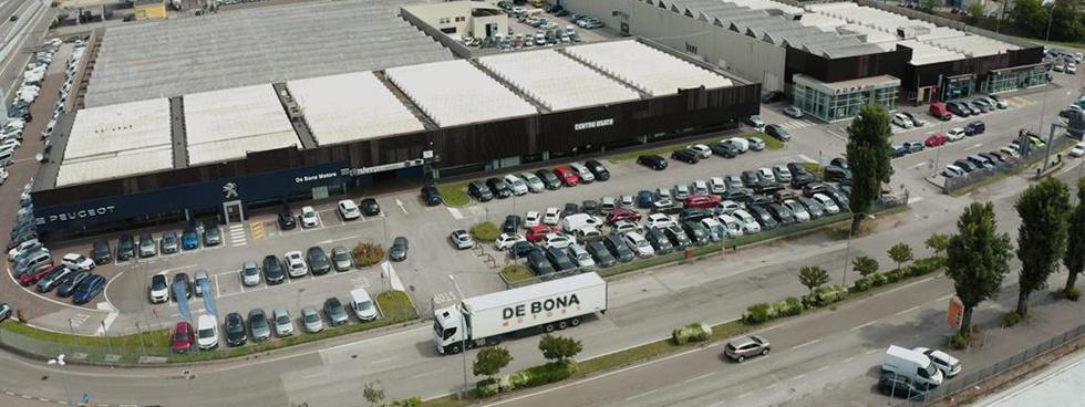 De Bona Motors Vicenza
