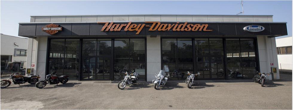 Harley-Davidson Onorio Moto