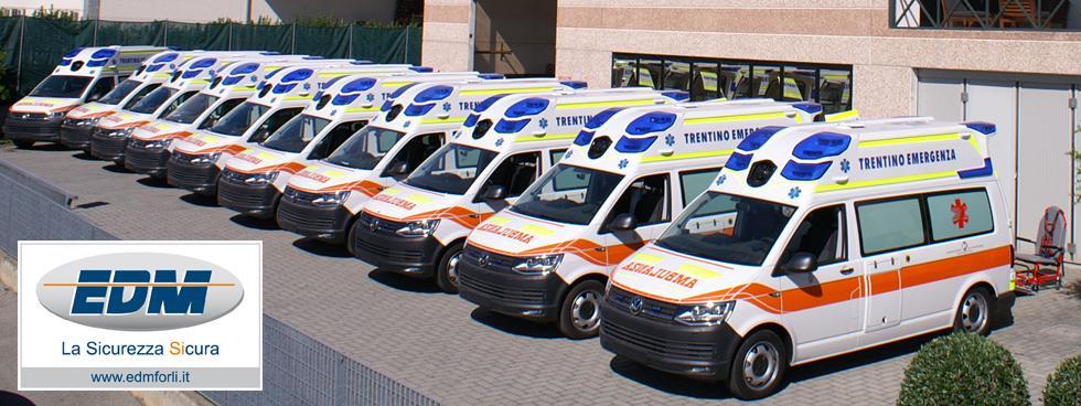 Edm Ambulanze Forlì