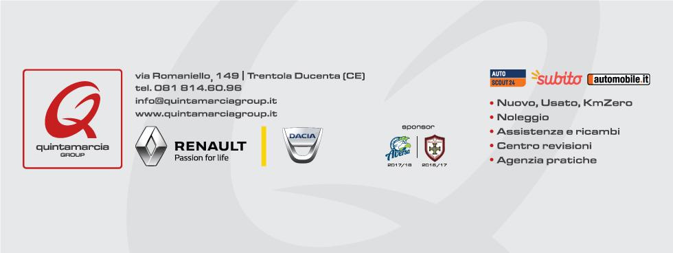 QuintaMarciaGroup Renault & Dacia Aversa-TrentolaD