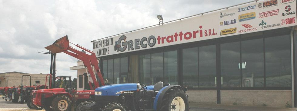 GRECO TRATTORI S.R.L.