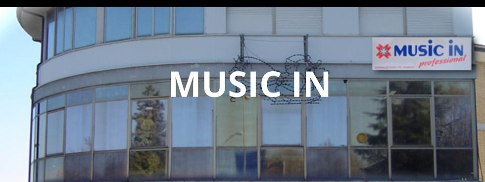 Music IN strumenti Musicali e accessori S.Marino