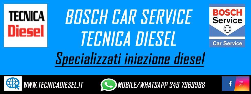 BOSCH CAR SERVICE TECNICA DIESEL TARASCO