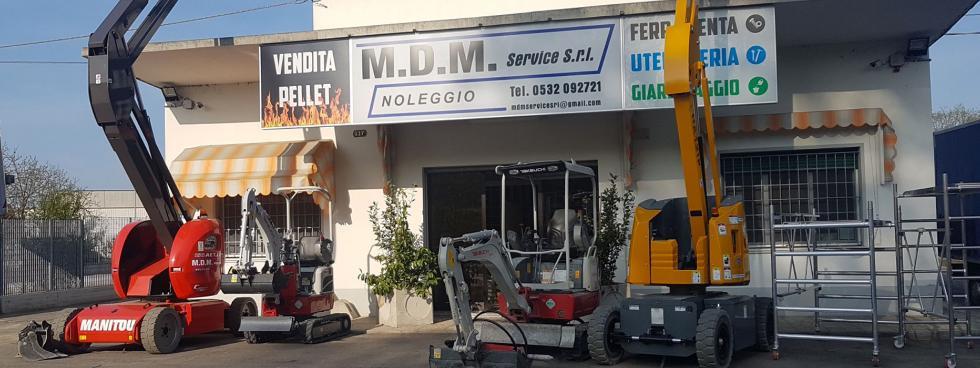 M.D.M. SERVICE