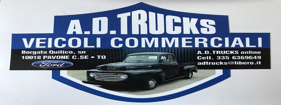 A.D. TRUCKS Veicoli Commerciali RIAPERTURA 4/5/20