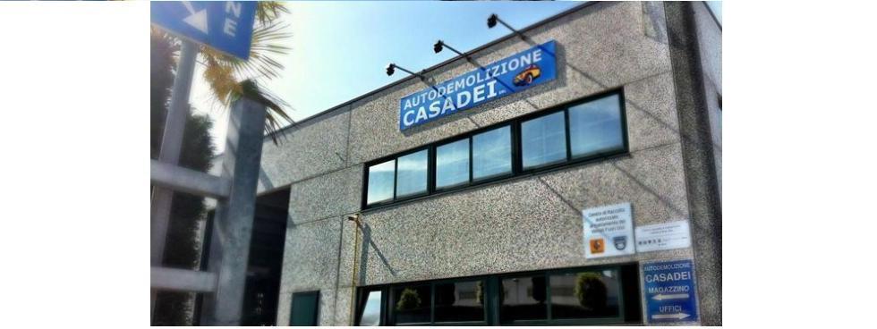 AUTODEMOLIZIONE CASADEI s.r.l
