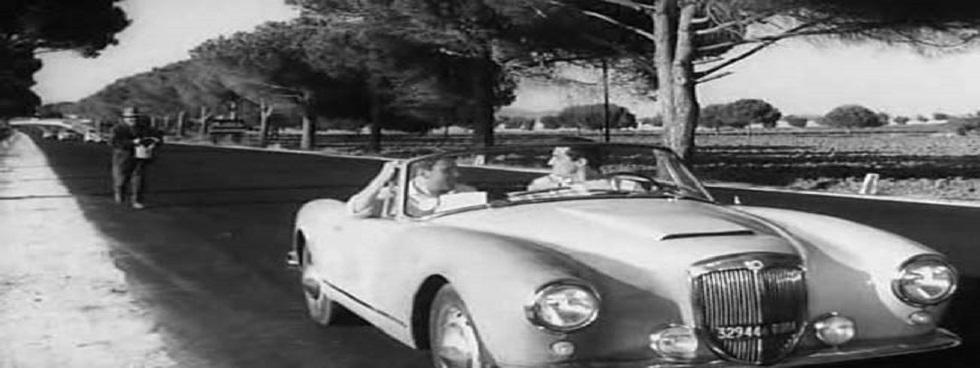 IL SORPASSO          Ricambi auto d'epoca italiane