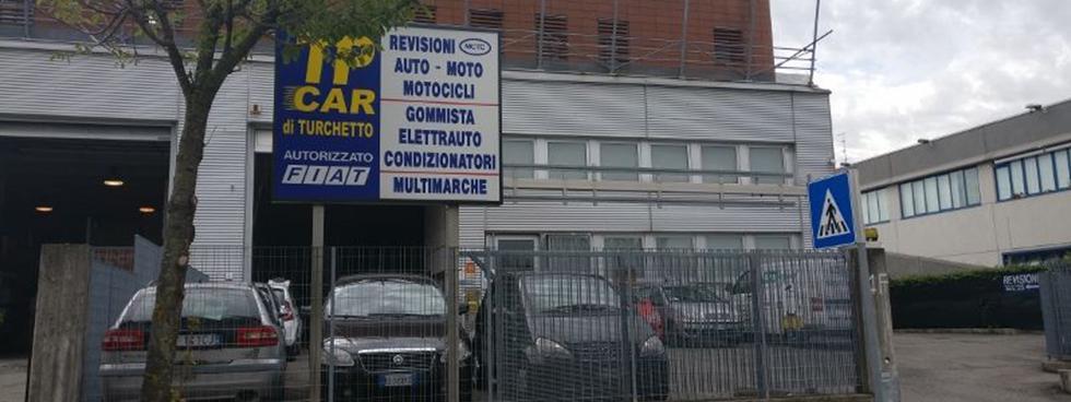 T.P.CAR di TURCHETTO PAOLO