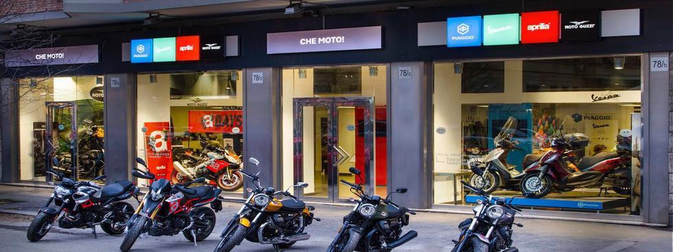 Che Moto!Roma