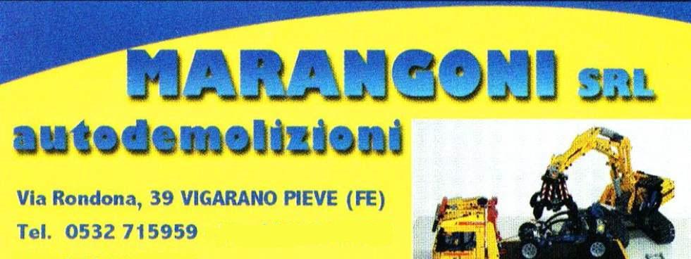 Autodemolizioni Marangoni S.R.L.