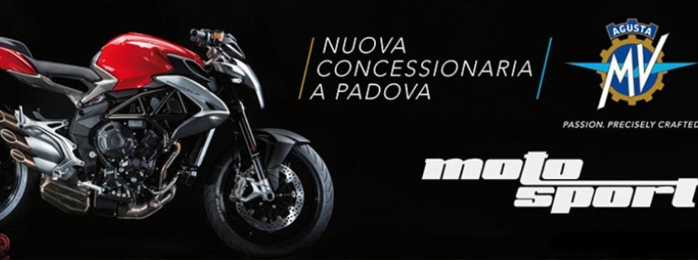 MOTOSPORT PADOVA CHIUSO X FERIE FINO AL 20 AGOSTO