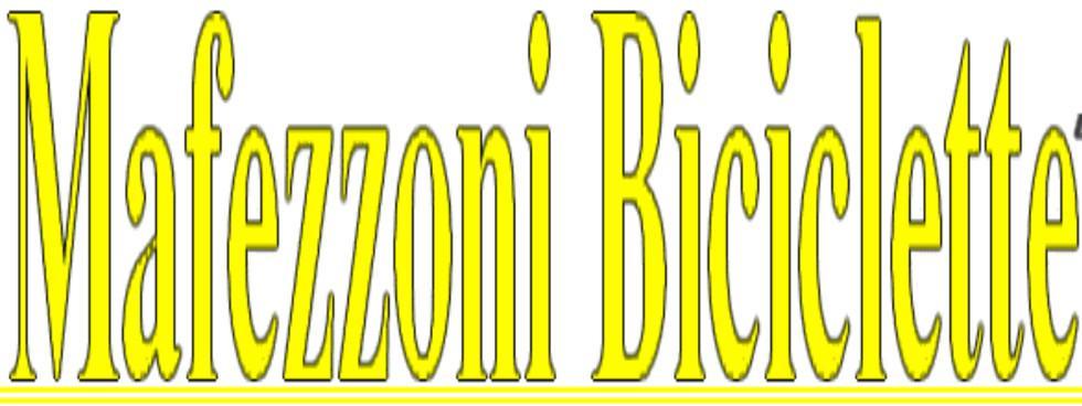 MAFEZZONI BIKE
