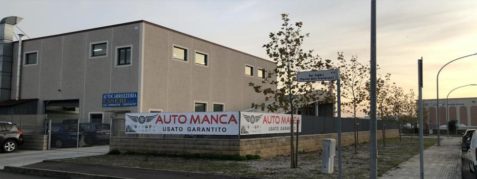 AUTO MANCA