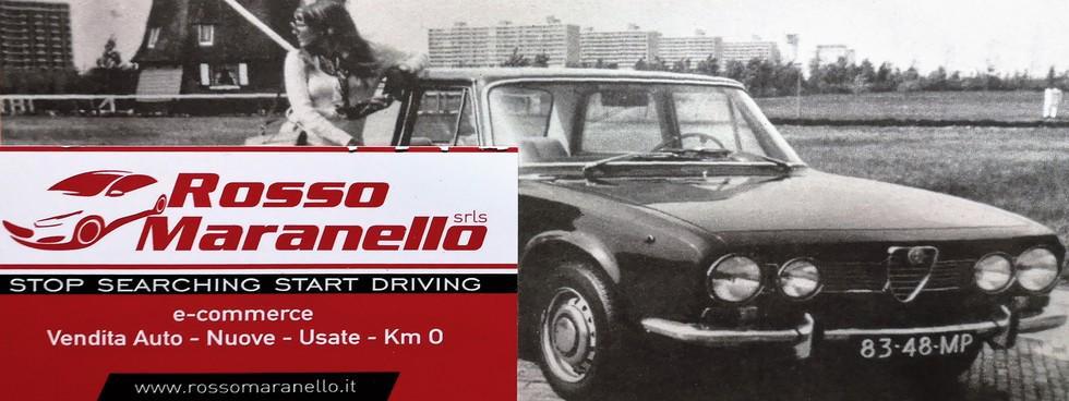 ROSSO MARANELLO AUTOMOTIVE