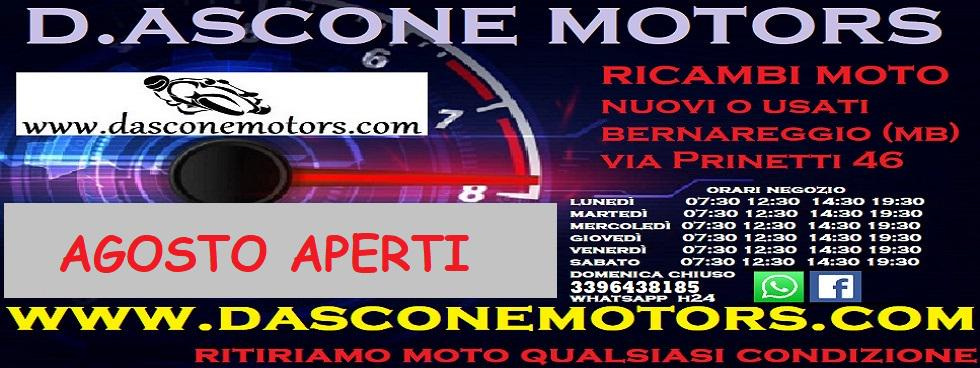 D.ASCONE MOTORS