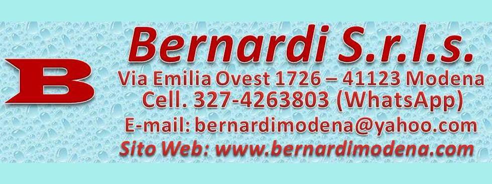 BERNARDI S.r.l.s.