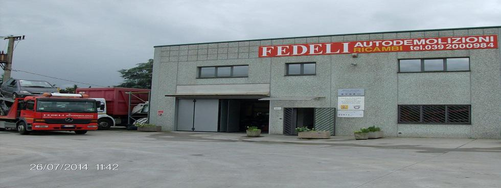 Autodemolizioni F.lli Fedeli