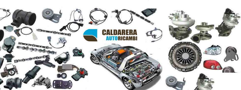 AUTORICAMBI CALDARERA
