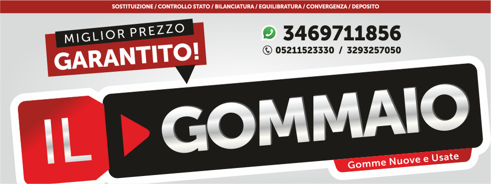 IL GOMMAIO SRL