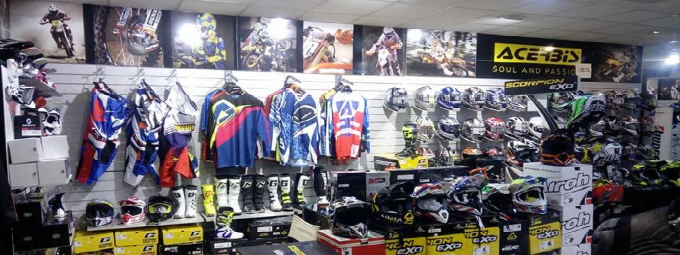 MOTORCYCLE STORE S.A.S.