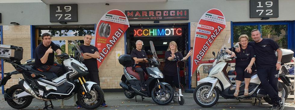 Marrocchi Moto Roma