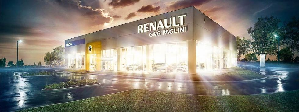 Renault Paglini