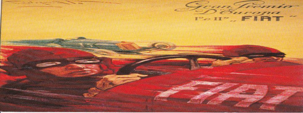Old car in collaboraz. con Elettrotecnica Magnani