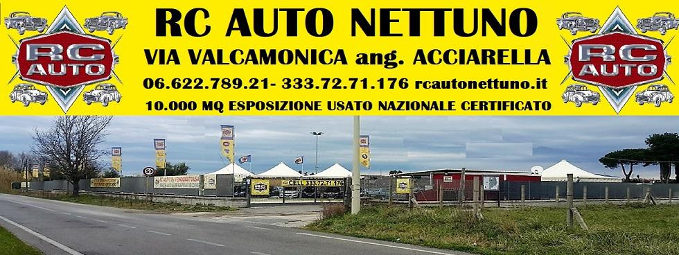 RC AUTO Nettuno punteggio 5/5 di 1.228 valutazioni