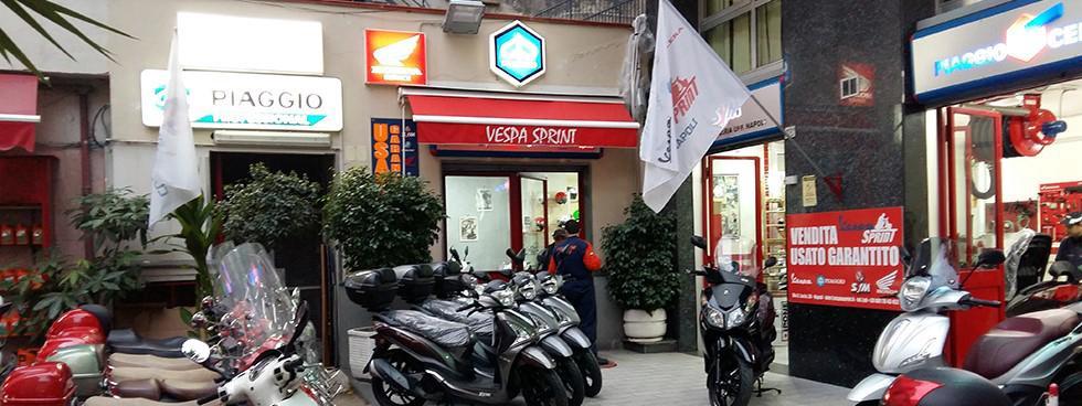 Vespa Sprint S.R.L.