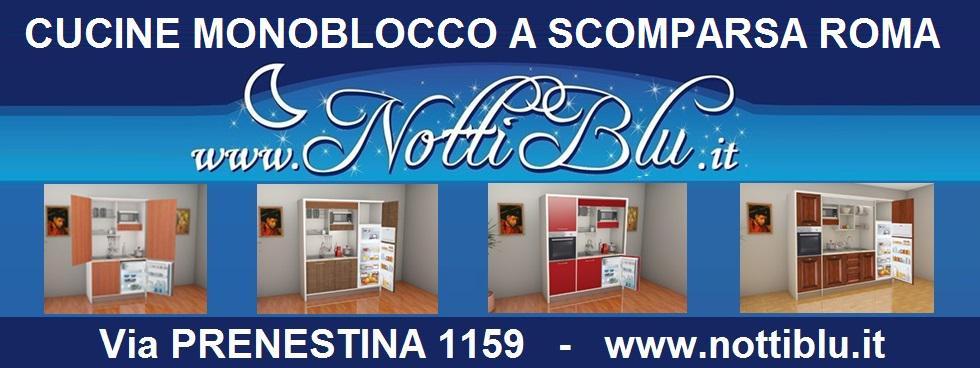 CUCINE MONOBLOCCO ROMA - VIA PRENESTINA 1159 - Roma - PRODUCIAMO E ...