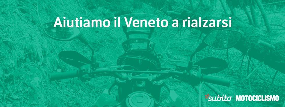 Motociclismo per il Veneto