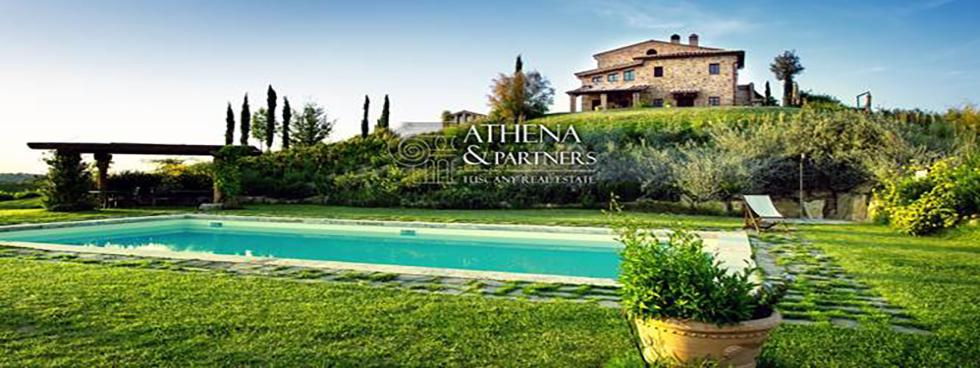 Athena & Partners Tuscany Real Estate