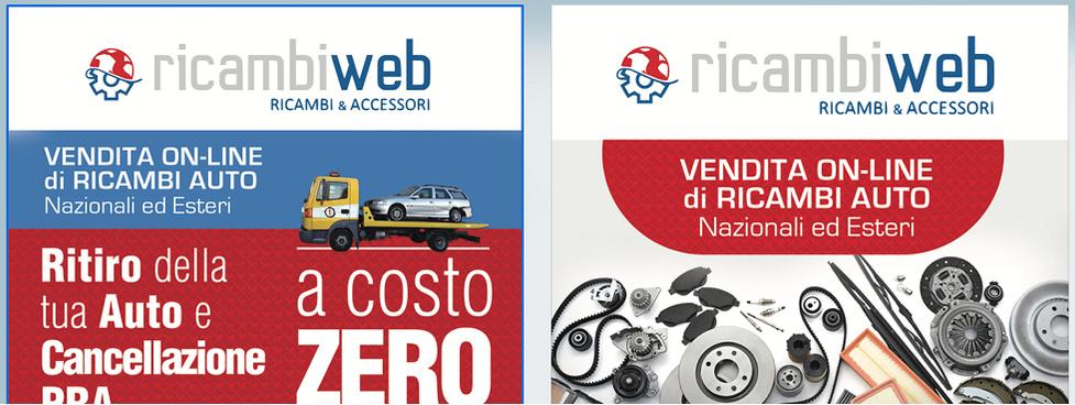 RICAMBI WEB SRL
