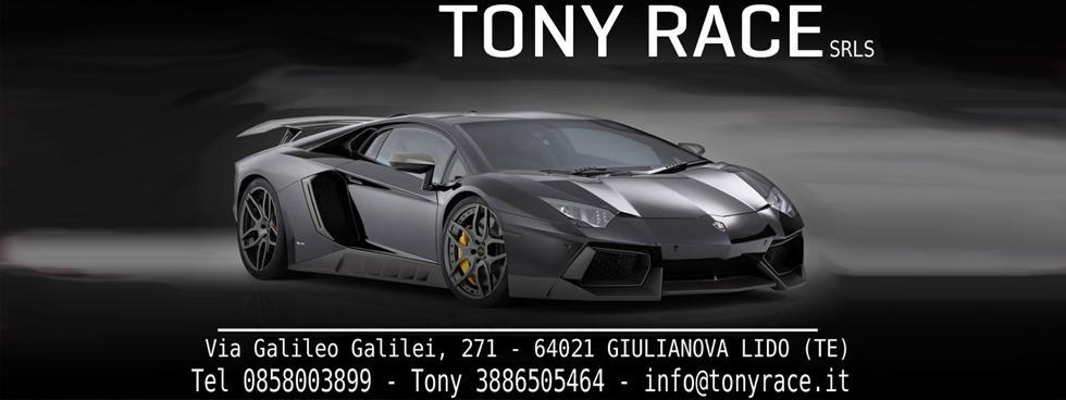 Autosalone Tony Race