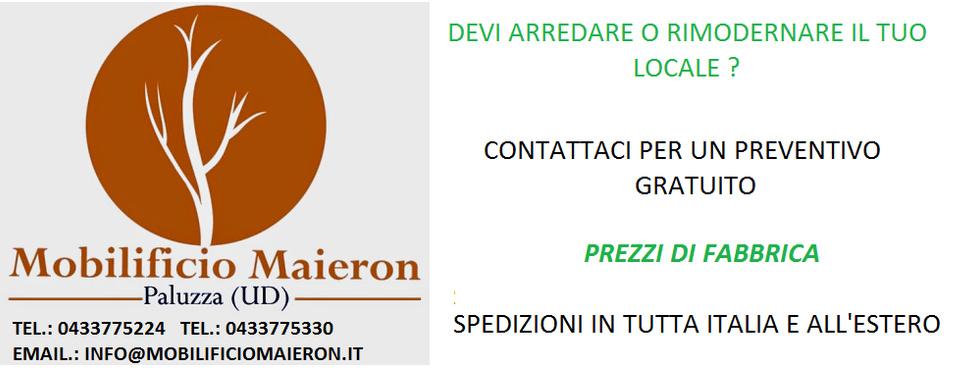 Mobilificio Maieron Arredi Locali