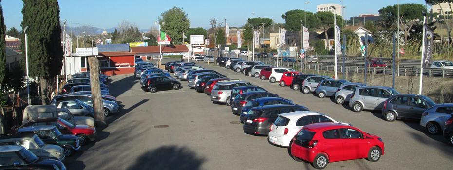 Autocentro Magliana 4 x 4