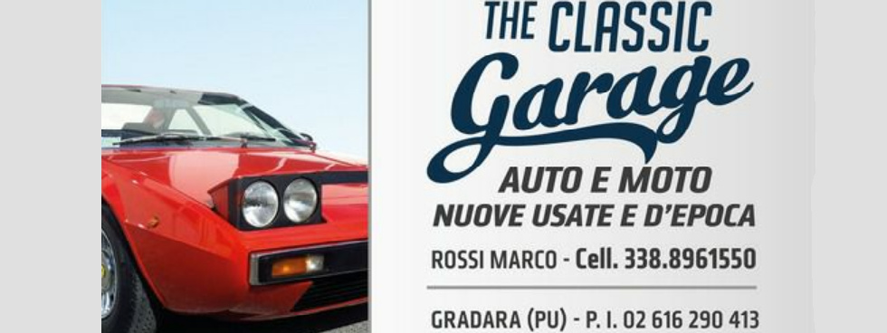 The Classic Garage . it