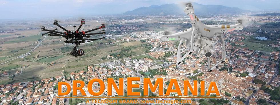 TECNOGM - DRONEMANIA