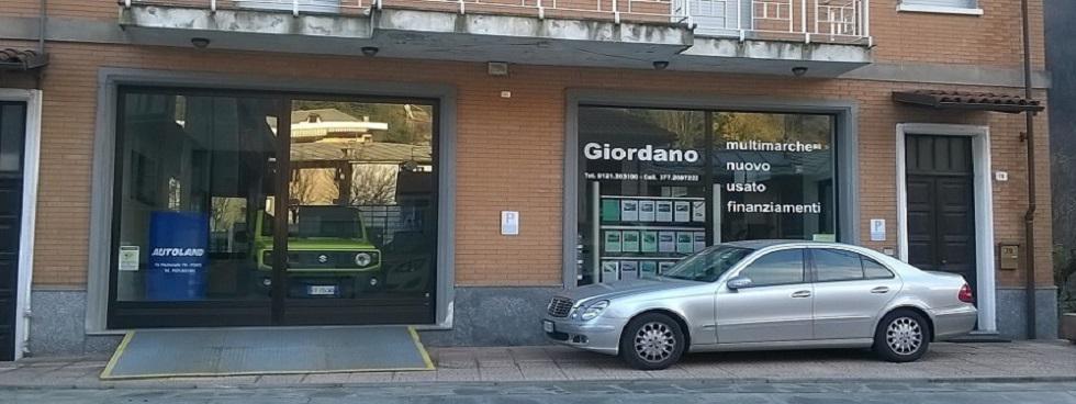 Autoland di Giordano Enrico