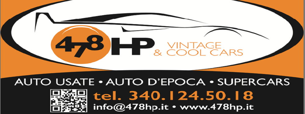 478HP Vintage & Cool Cars