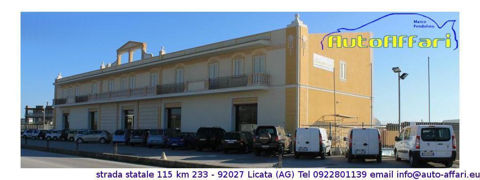 AutoAffari Marco Pendolino SS115 km233 Licata (AG)
