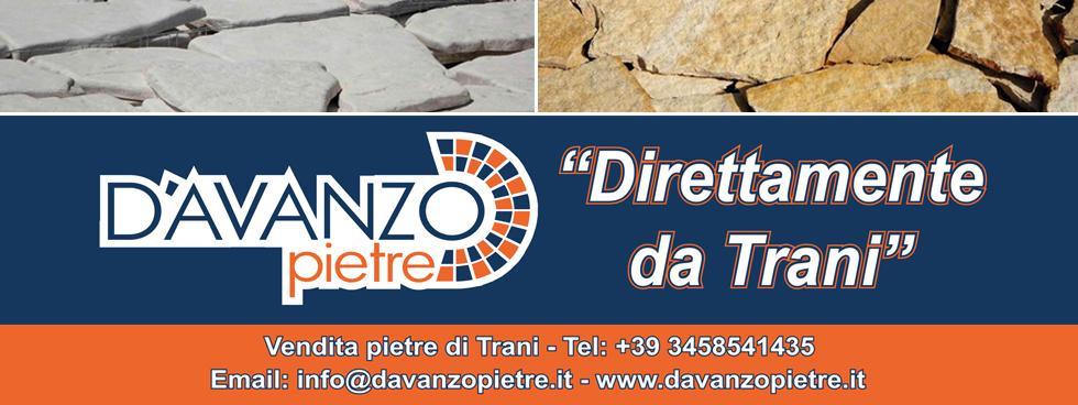 D'Avanzo Pietre