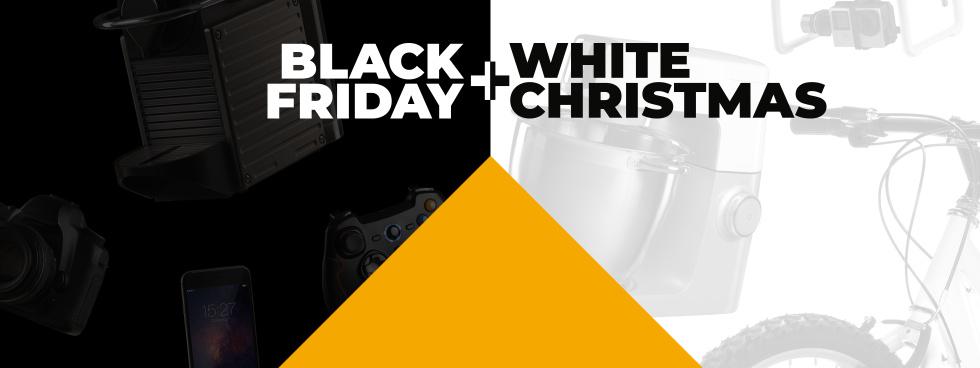 PROMO: BLACK FRIDAY + WHITE CHRISTMAS