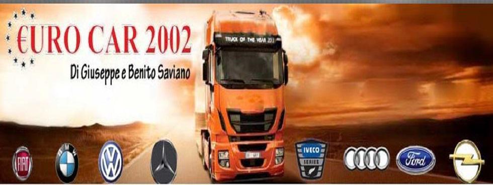 EUROCAR2002 GIUSEPPE-BENITO-FRANCESCO-SAVIANO