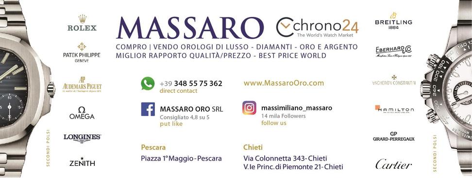 MASSARO OROLOGERIE OREFICERIE OROLOGI E RIPARAZION
